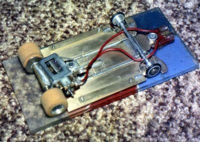 1981 Gustav Heymann chassis