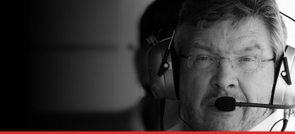 ROSS BRAWN  – Slot Racer and Engineer